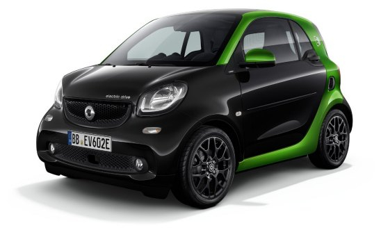 smart fortwo electric drive 4 me g n ration. Black Bedroom Furniture Sets. Home Design Ideas