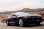 Jay Leno teste la Tesla Model S