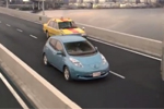Nissan Leaf - Nouveau spot TV international