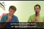 Odysée électrique - Interview d'Antonin et Xavier