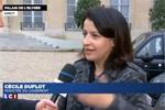 Cécile Duflot roule en Mia Electric