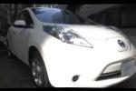 Nissan Leaf 2013 - Première vidéo