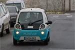 Autopartage électrique Mobili'Volt à Angoulême - Reportage France 3