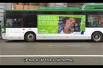 TV Brussel - Test d'un bus électrique BYD dans la capitale Belge