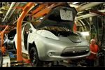 Nissan Leaf 2013 – Les coulisses de la production américaine