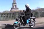 Scooter électrique Matra e-Mo XP - Essai Motor Infos