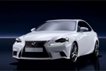 Lexus IS 300h - Vidéo de présentation
