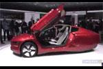 Volkswagen XL1 à Genève - Reportage Caradisiac