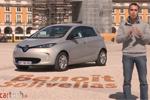 Renault Zoé ZE - Essai Cartech