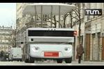 Lyon expérimente une navette électrique sans chauffeur
