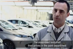 Renault Zoé ZE - Focus sur le processus de fabrication