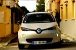 Zoé ZE - L'essai de Renault à Lisbonne