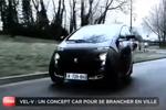 Peugeot - Le concept VeLV sur Turbo