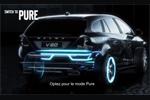Volvo V60 PHEV - Clip de présentation
