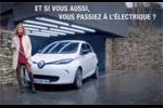 Renault Zoé - Nouveau spot publicitaire