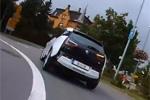 La BMW i3 surprise sur route ouverte