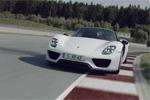 Porsche 918 Spyder - Vidéo de présentation officielle