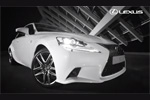 Lexus IS 300h - Spot TV officiel
