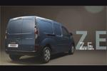 Nouveau Kangoo ZE - Vidéo de présentation