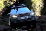 Les Range Rover hybrides sur la route de la Soie