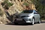Essai Toyota Touring Sports Hybrid