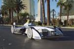 La Formula E sur le Strip de Las Vegas