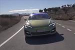 Rinspeed XchangE - La voiture électrique autonome en vidéo