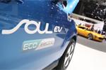 Le Kia Soul EV à Genève