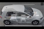 e-Golf - Son fonctionnement expliqué par Volkswagen