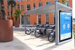 Sunpod cyclo : La vélostation solaire d'Advansolar inaugurée à Nice
