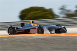 Formule E - Séance d'essais en Espagne