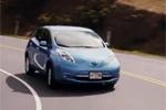 La Nissan Leaf sur l'île de Maui