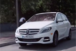 Mercedes Classe B Electric Drive - Le spot TV