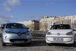 Renault Zoé VS Volkswagen e-Up - L'essai Caradisiac