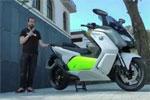 BMW C-Evolution - L'essai Moto Station