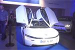 Vidéo souvenir - Inauguration du 1er showroom Volkswagen e-Mobility