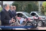 Autopartage - Lancement de Mobee à Monaco