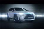 Lexus NX 300h - Première vidéo de présentation