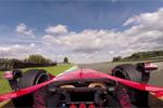 Formule E - Tour de circuit en caméra embarquée