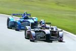 Formule E - Premiers essais sur le circuit de Donington