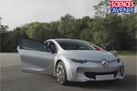 Renault Eolab - La voiture du futur testée par Science & Avenir
