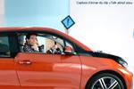 BMW i3 dans un clip de Mika