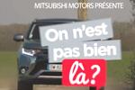 Film de promotion du Mitsubishi Outlander PHEV