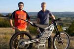 Financement participatif de la moto électrique LMX 161-H