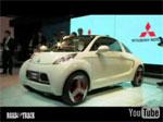 Mitsubishi I-Miev Sport - Reportage