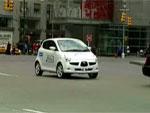 Test de la Subaru R1e électrique à New York