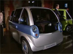 La région Poitou-Charentes présente ses véhicules électriques