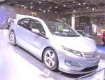 Chevrolet Volt au Mondial de Paris