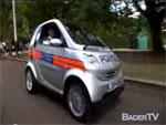 La Smart électrique testée par la police à Londres