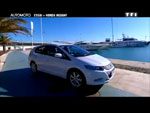 Honda Insight Hybride - Présentation par Automoto